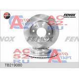 Диск тормозной Hyundai Elantra, Matrix передний (2 шт) Фенокс