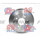 Барабан тормозной Hyundai Accent (LC) (2 шт) Фенокс