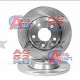 Диск тормозной Audi A6 2.4 (2 шт) Фенокс