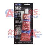 Герметик силиконовый красный (85 гр)