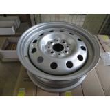 Диск колеса В-2110, -12, 1118, 2170 (R14) широкий серебристое