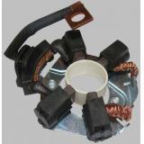 Крышка стартера задняя (щёточный узел) ЗМЗ-511
